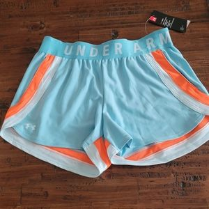 Women Under armour shorts so m. New with tags